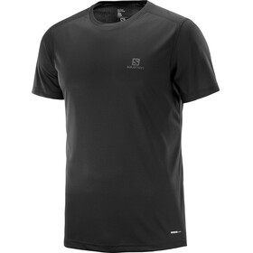 Salomon Stroll Shortsleeve Shirt Men black
